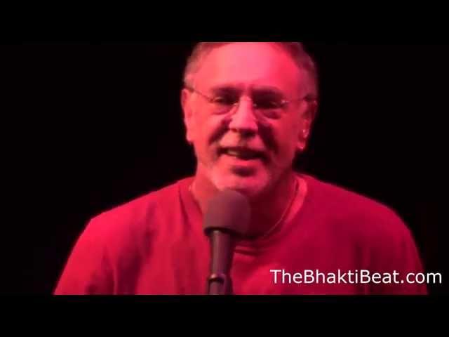 Krishna Das Storytime, Irvington 2014