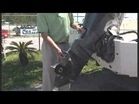 Outboard Anodes Yamaha
