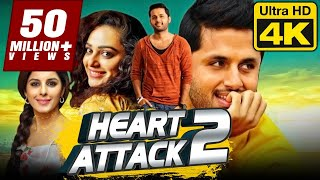 Heart Attack 2 (4K Ultra HD) Hindi Dubbed Full Movie | Nithin, Nithya Menen