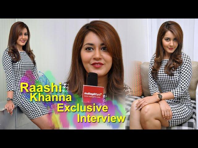 I played a spoilt brat in 'Jil' : Raashi Khanna