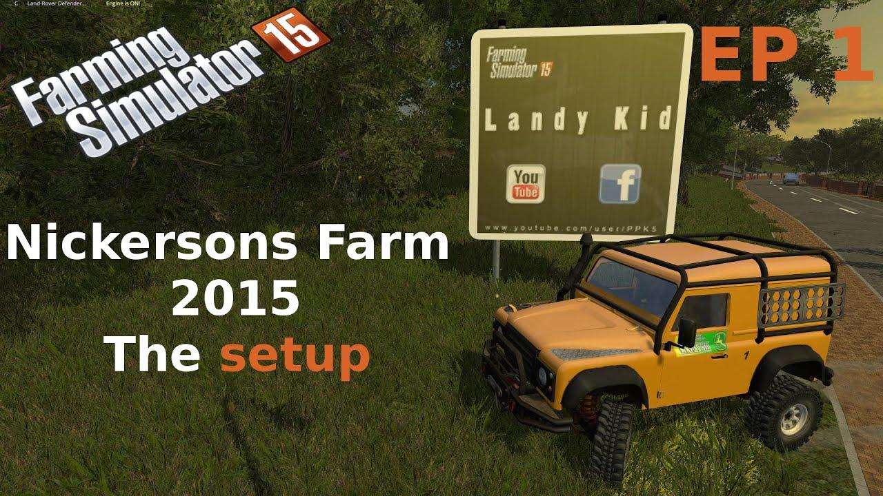 Farming Simulator 15 Farm Farming Simulator 15 on