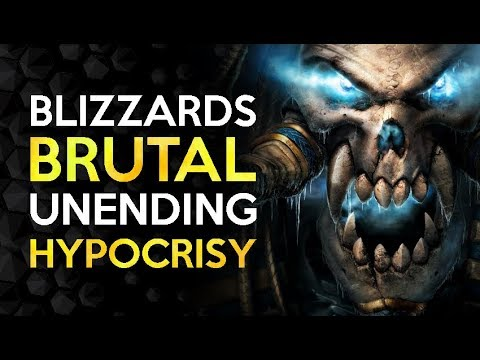Blizzards Ultimate Hypocrisy