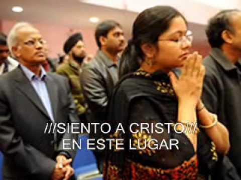 SIENTO A CRISTO - IGLESIA REY DE REYES (CLAUDIO FREIDZON) (OH I FEEL JESUS)