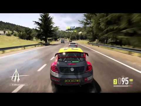 Forza Horizon 2 VW BEETLE GRC Gameplay