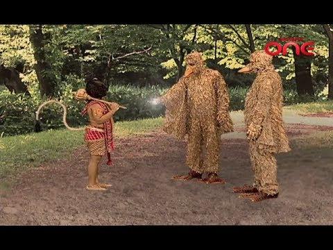 BaaL Hanuman Fight With Rakshasa (shukracharya) in जय जय बजरंगबली Jai Jai Bajrangbali  Full Episode thumbnail