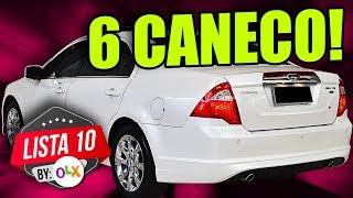 10 MELHORES CARROS 6 CILINDROS PARA TER NO BRASIL (by inscritos - OLX)