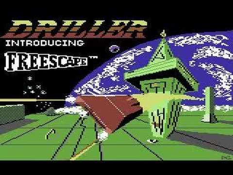 Driller Commodore 64 Loader Tune
