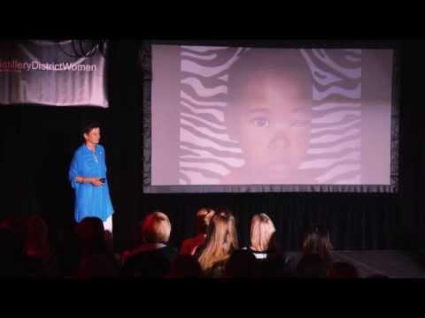 Global Impact of One Rare Disease | Brenda Gallie | TEDxDistilleryDistrictWomen