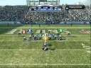"Gameplay de ""Madden NFL 09"", PS3"