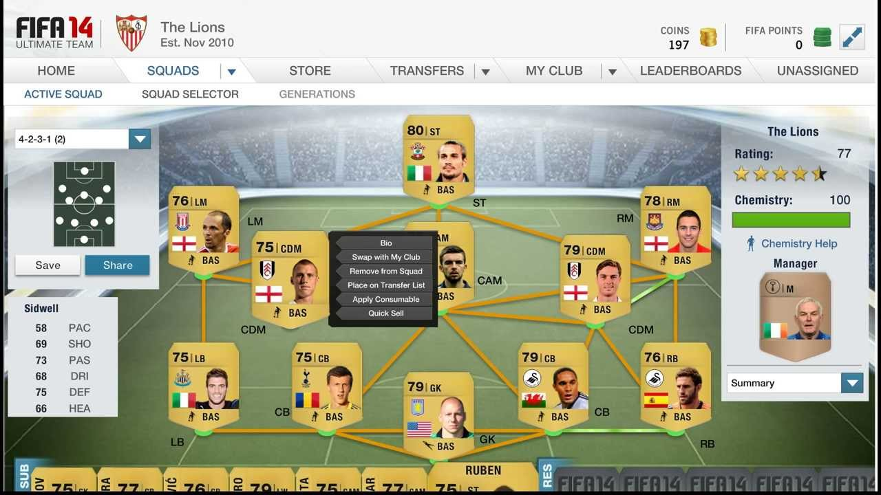 Top 100 players in FIFA 14 Quiz - By Cassinis15 - Sporcle