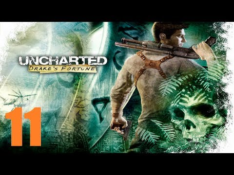 Uncharted: Drake's Fortune Story Walkthrough (Part 11)