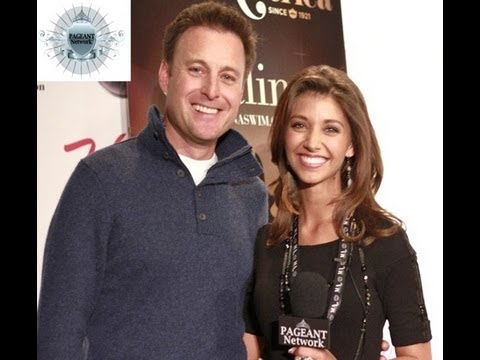 Chris Harrison Host of Miss America 2013 Exclusive Interview on pageant Network