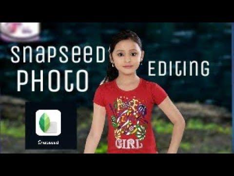 Cute Girl Snapseed CB editing | Snapseed editing | Snapseed tutorial | Snapseed photo editing