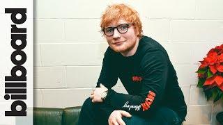 download lagu Ed Sheeran: Billboard's Artist Of The Year & 'shape gratis