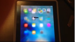 iOS 9.0.2 iCloud Lock. How to get Springboard. iPad Only using Magnet