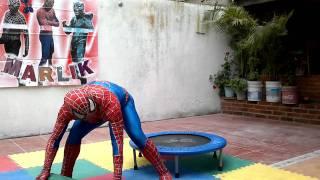Cooking | show del hombre araña en fiesta de cumpleaños | show del hombre araña en fiesta de cumpleaños