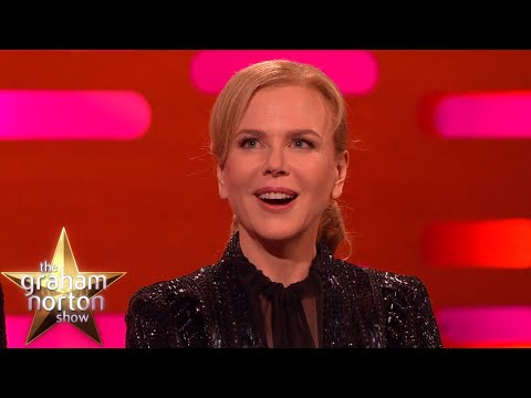 Nicole Kidman and Take That Talk About Robbie Williams - The Graham Norton Show