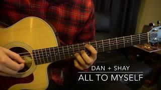 Download Lagu Easy Guitar Lesson // Dan + Shay // All to Myself Gratis STAFABAND