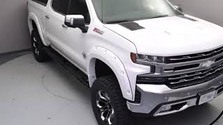 2019 Chevrolet Silverado 1500 LTZ Black Widow Lifted Truck