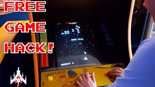 Galaga Hack! How To Play For Free!
