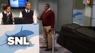 The Boarding of Flight 314 - SNL