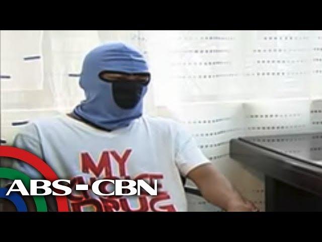 Alleged Parojinog group hitman speaks