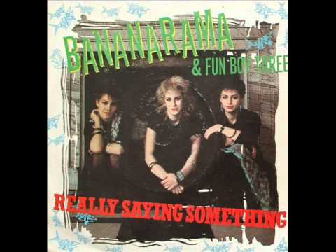 FUN BOY THREE - REALLY SAYING SOMETHING - GIVE US BACK OUR CHEAP FARES
