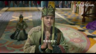 [720p]Journey to the West:Conquering the Demons 2 Trailer(Kris Wu as TangSeng,Producer:Stephen Chow)
