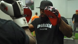 Losing 100 Lbs | Ep 11 | Weight is falling off | Boxing