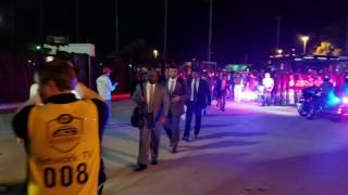 TigerNet.com - Clemson arrives at the ACC Championship Game
