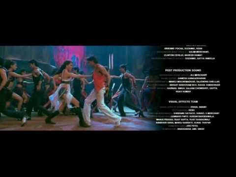 Dhoom 2 End Titles Hrithik Roshan Machale Again HD Dhoom2 indian...