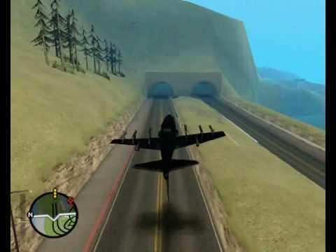 GTA San Andreas: Hydra Stunts