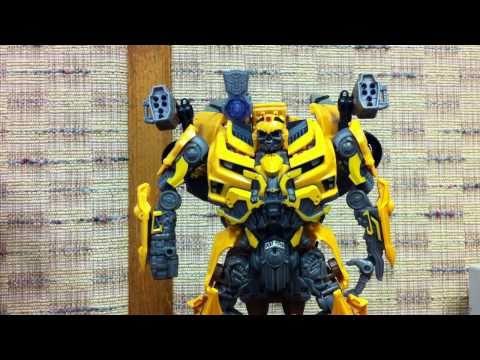 Transformers Dotm Leader Class Bumblebee Dotm Leader Class Bumblebee