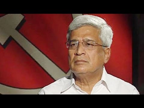 Will not support UPA: Left leader Prakash Karat tells NDTV
