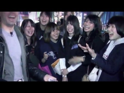 Riken Tv:magia A Colegialas Japonesas. Increible Cambio. (original) Tokyo, Japón. Sub Esp video