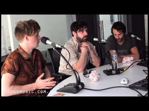 Foals Take Us Track By Track Through Holy Fire