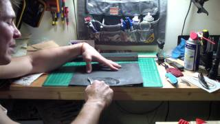 Sharpening and Stropping