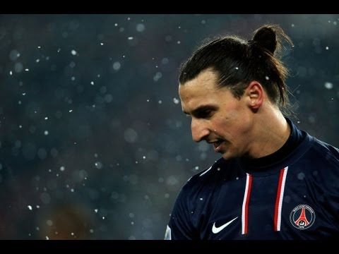 Zlatan Ibrahimovic ♦ TOP 5 Goals ♦ (PSG)