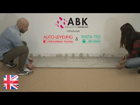 ABK AUTO-LEVELING & INSTA-TILE (en)