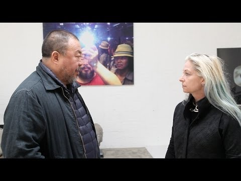 Introducing @Large: Ai Weiwei on Alcatraz