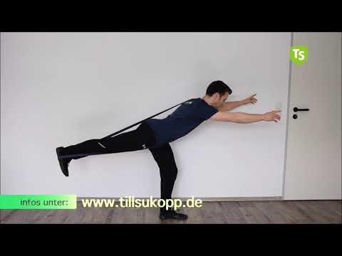 Wie du in Sekunden deine Technik und Stabilität beim einbeinigen Kreuzheben verbessern kannst