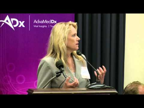 AdvaMedDx: Antibiotic Resistance Briefing - Dr. Teresa Raich, Vice President, Nanosphere