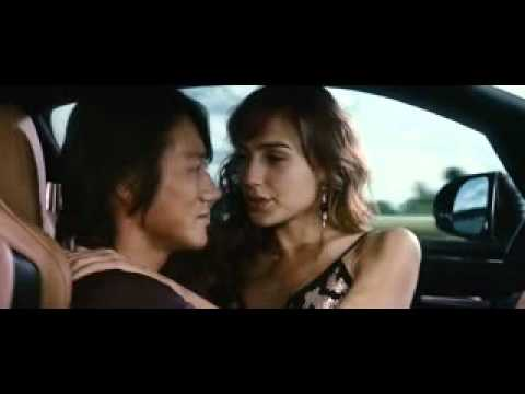 Han and Gisele - LEXUS LFA FAST FIVE FINAL