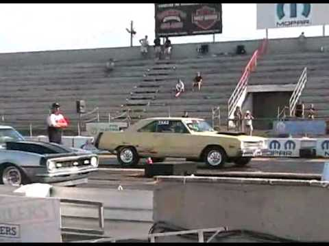 Grandbend Motorplex, Mopar IHRA Nitro Jam Nationals, July 2010 Part 1