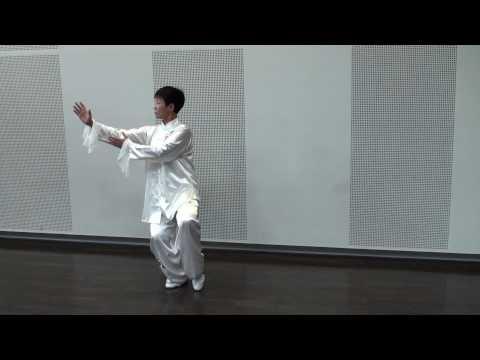 簡化二十四式太極拳 24 Style Taijiquan
