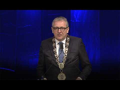 Neujahrsrede 2019 von Oberbürgermeister Dr. Kurz