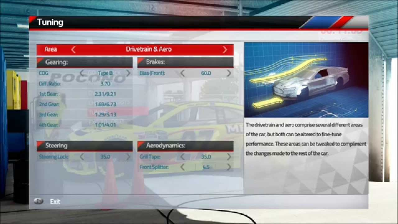NASCAR 15 Cheats, Codes, Hints and Walkthroughs for PC Games.