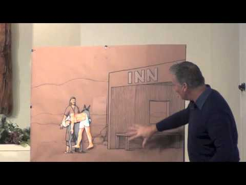 Children's Bible Talk - The Parable of the Good Samaritan