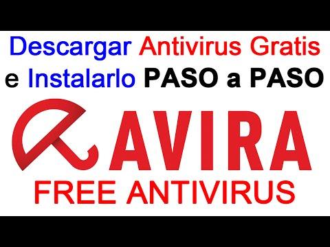 Descargar Antivirus Gratis Avira Free Antivirus 2015 PASO a PASO
