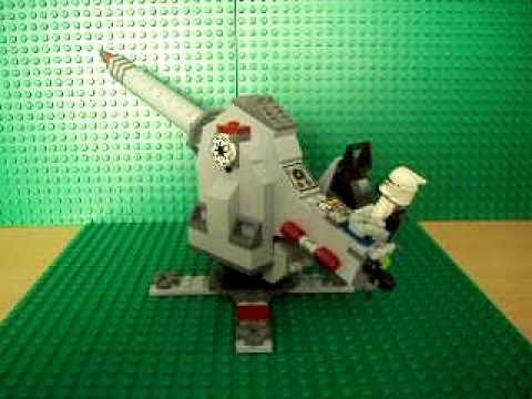 Lego Star Wars Custom Guns Lego Star Wars Hc-144 Custom